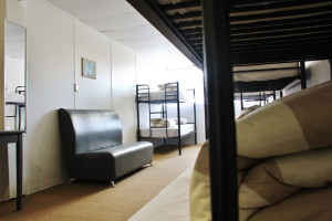 Attic backpackers hostel