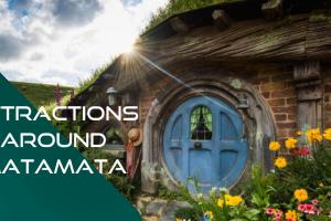 Attractions around Matamata