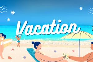 A short vacation