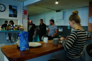 cooking at long term accommodation auckland cbd